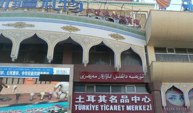 Çin, Urumçi'deki Türk pazarını kapattırıyor