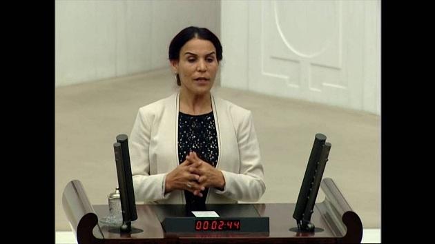 HDP'li Besime Konca yeniden gözaltında