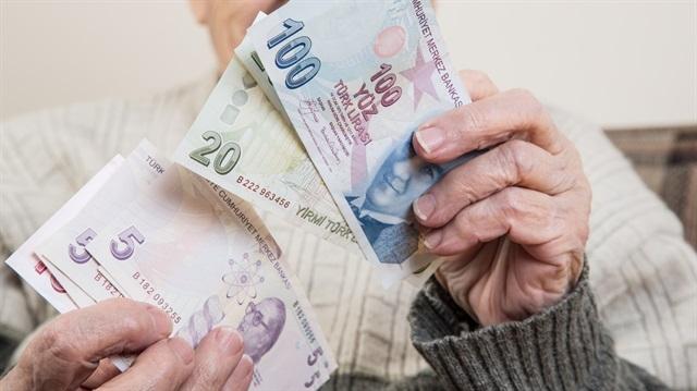Emekli ve memurların zamlı maaşları belli oldu