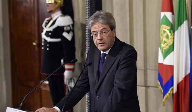 İtalya'da yeni hükümet işbaşı yaptı