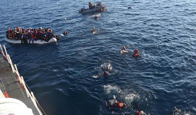 700 göçmenin ölümünden kaptan sorumlu tutuldu