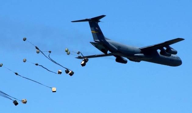ABD'den YPG için skandal karar: 7 helikopter silah gönderdi