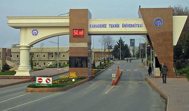 Karadeniz Teknik Üniversitesine akademisyen alınacak