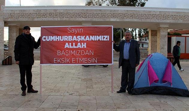 Kardeş Kılıçdaroğlu'ndan yeni eylem