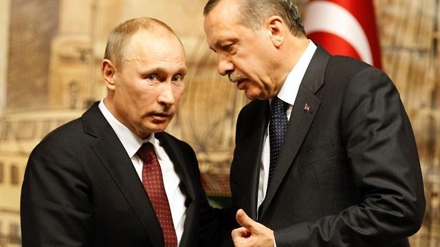 Peskov: Halep kararı Erdoğan ve Putin'in