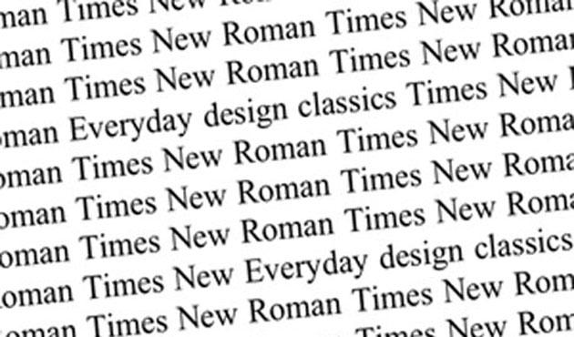 Rusya'ya 'Times New Roman' yaptırımı