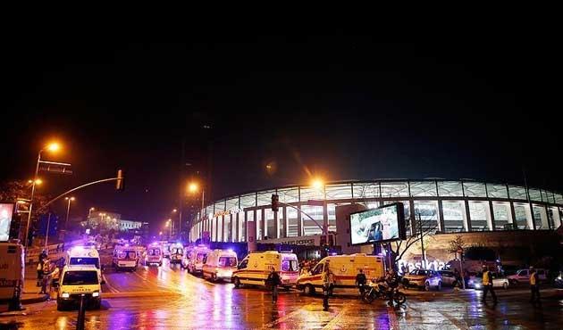 Beşiktaş'taki terör saldırısında yaralananlarla ilgili açıklama
