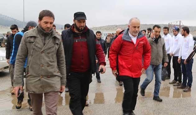 Türk Kızılayı'ndan 'Halep' açıklaması
