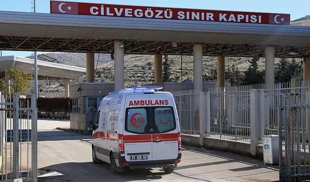 Sağlık Bakanlığı Halep'ten gelecek yaralılar için hazır