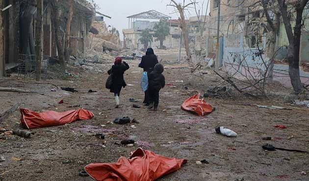 Suriyeli eski bakandan Halep feryadı