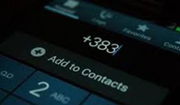 Kosova'nın artık resmi telefon kodu var