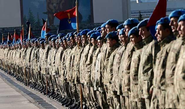 2 bin 759 uzman erbaş 'terörle mücadeleye' hazır