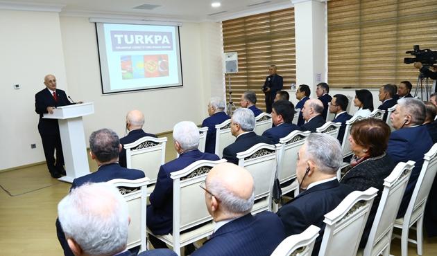 TÜRKPA Kırgızistan'da toplanıyor