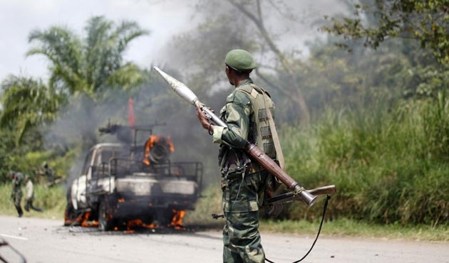Kongo'daki şiddet olaylarında 27 ölü