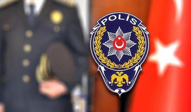 Bin 493 emniyet müdürü ve amirinin görev yeri değişti