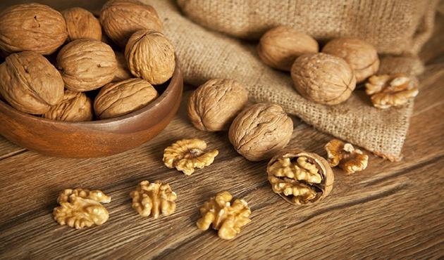 Günde 30 gram ceviz yemek huzur veriyor