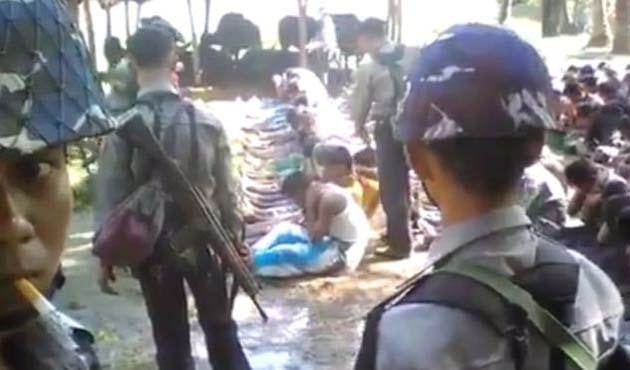 Myanmar hükümetinin Arakan raporuna kınama