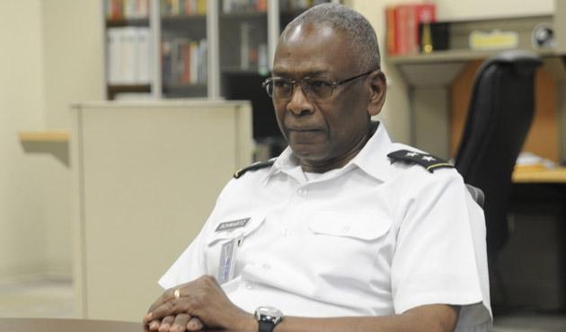 Washington Garnizon Komutanı görevden alınacak iddiası