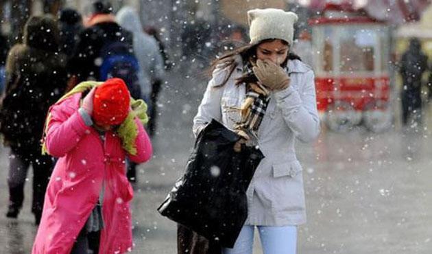Soğuk hava yüz felci riskini artırıyor