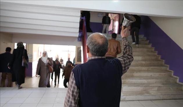 Kilis ve Hatay'ın sınır ilçelerinde yarıyıl tatili uzatıldı