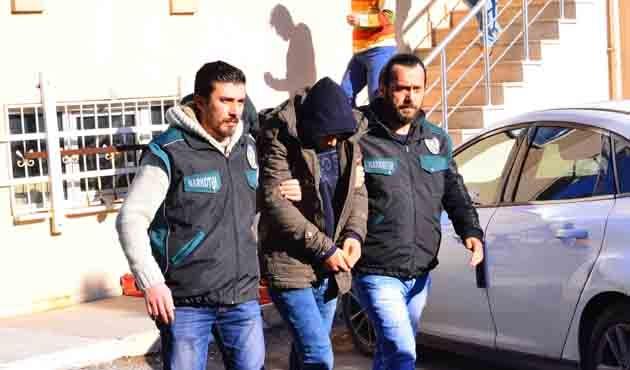 Muğla'da uyuşturucu operasyonunda 2 tutuklu