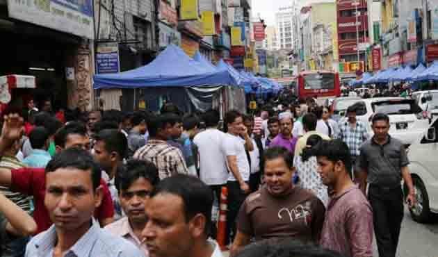 Malezya'da halk ülke borcu için 5 günde 6,8 milyon dolar topladı