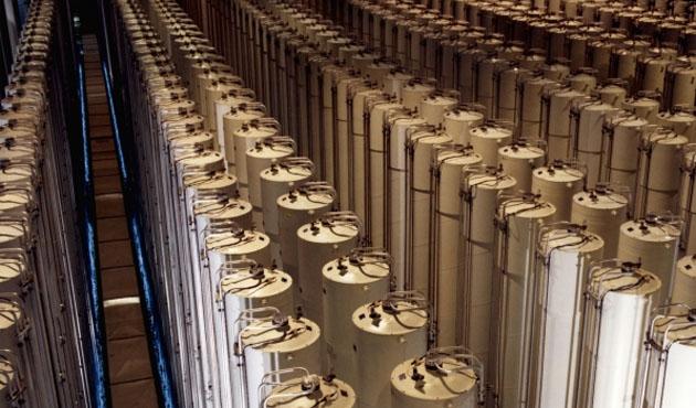 Kazakistan'dan İsveç'e ilk uranyum ihracatı