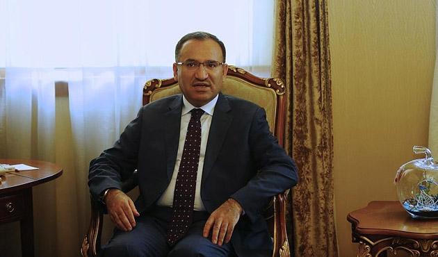 Bozdağ'dan İstinaf Mahkemesi açıklaması