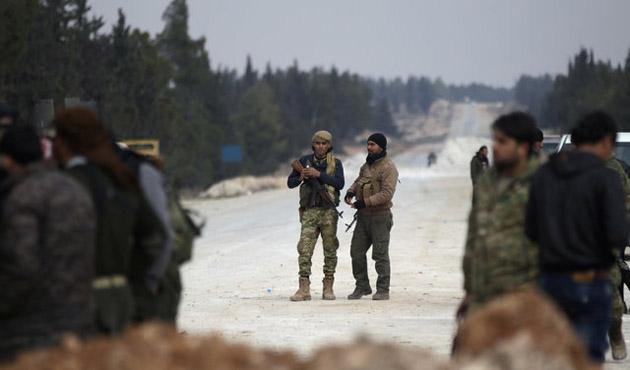 AFP: Türk askeri El-Bab'a girdi