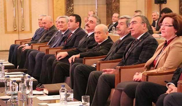 MHP Konya'da toplandı
