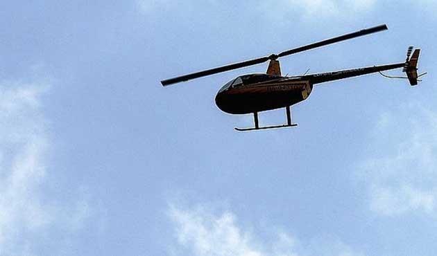 Eski Altay Cumhuriyeti Başbakan Yardımcısının helikopteri düştü