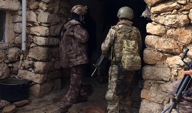 Mardin'de PKK'ya yönelik operasyon: 12 gözaltı