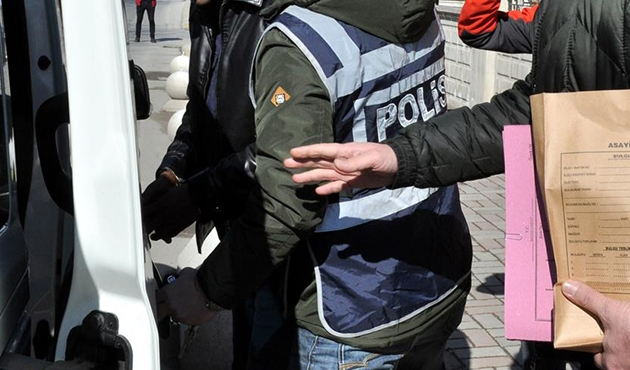 Eski SPK Daire Başkanı Sancak gözaltında