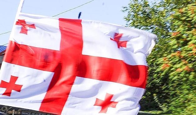 Gürcistan'da halk sandık başında