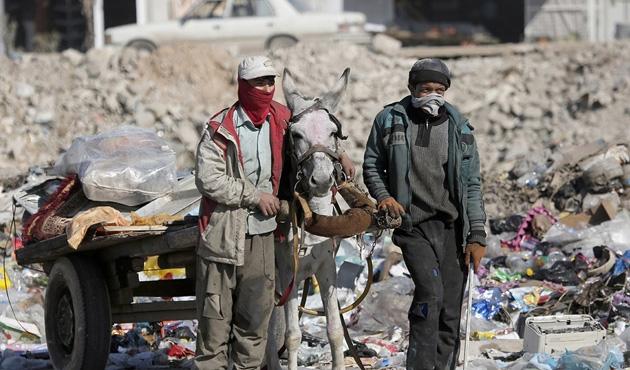 Musul'un batısından siviller kaçmaya başladı
