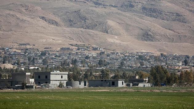 PKK'dan Irak'ta yeni kamp girişimi | FOTO