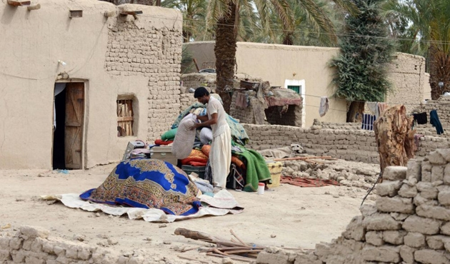 İran'a deprem uyarısı