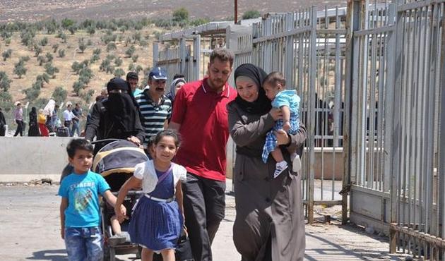 Seçimlerde Suriyeliler yok