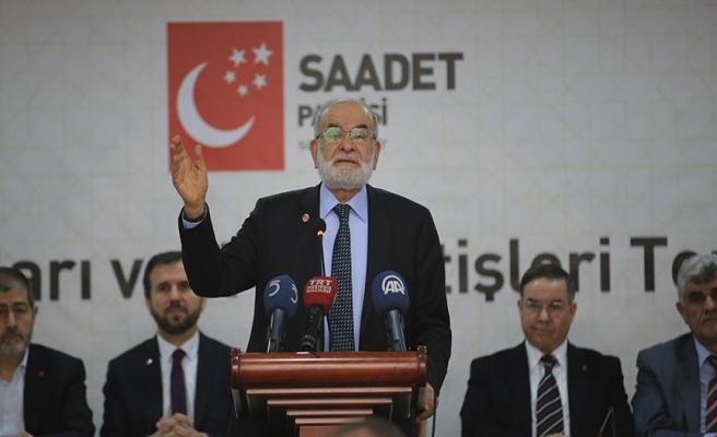 Karamollaoğlu'ndan İslam ülkelerinin yöneticilerine çağrı