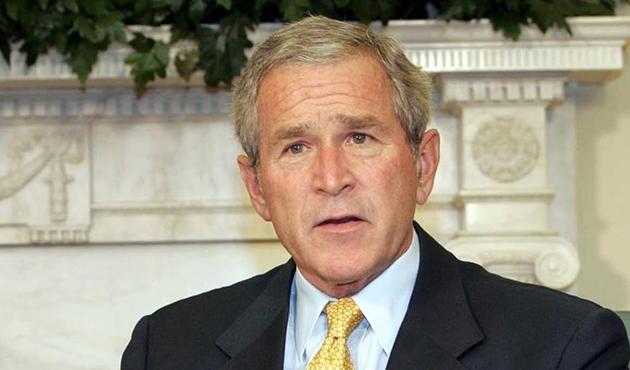 Eski Başkan Bush'tan Trump'a eleştiri