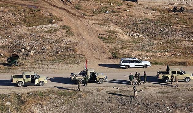PKK ve Peşmerge Sincar'da kapıştı