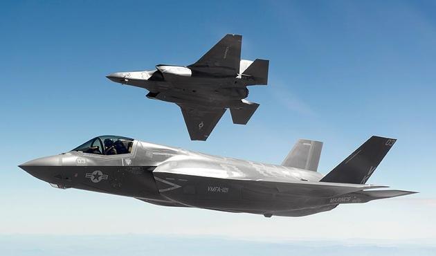 Boeing, F-35'i tercih eden Danimarka'yı mahkemeye verdi