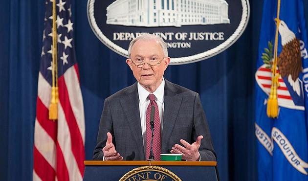 ABD Adalet Bakanı'ndan 'gizli bilgilerin sızdırılmasına' tepki