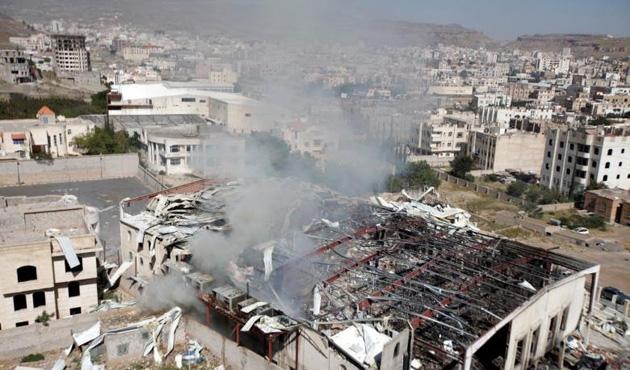 ABD Yemen'de savaşı tırmandırıyor