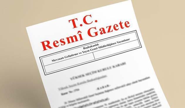 Büyükelçi atama kararları Resmi Gazete'de