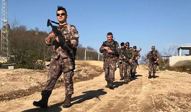 Karadeniz'de 'Ejder Timi' PKK'lılara göz açtırmıyor