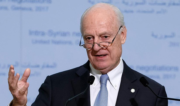 Suriye'de anayasa komisyonu kurulmasına ilişkin toplantı başladı