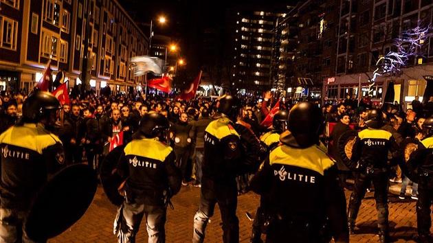 Hollanda'daki skandalda özel time ateş izni verilmiş
