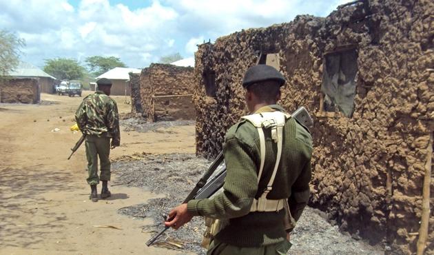 Kenya'da silahlı saldırı: 9 ölü
