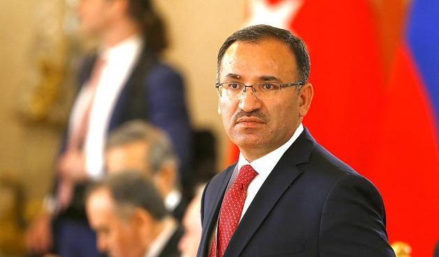 Bozdağ'dan Almanya Adalet Bakanı'na mektup